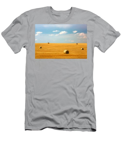 Lonely Fields Men's T-Shirt (Athletic Fit)
