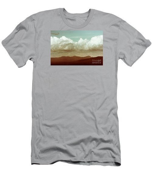 Men's T-Shirt (Slim Fit) featuring the photograph Long Horizon by Dana DiPasquale