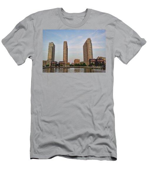 Long Island Men's T-Shirt (Athletic Fit)
