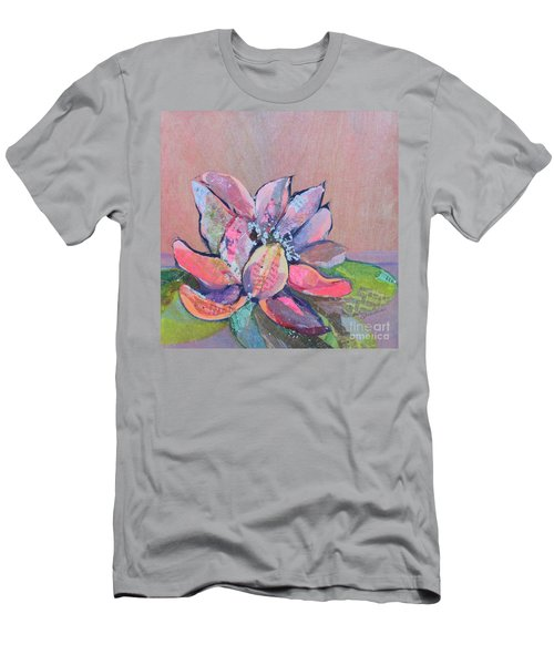 Lotus Iv Men's T-Shirt (Athletic Fit)