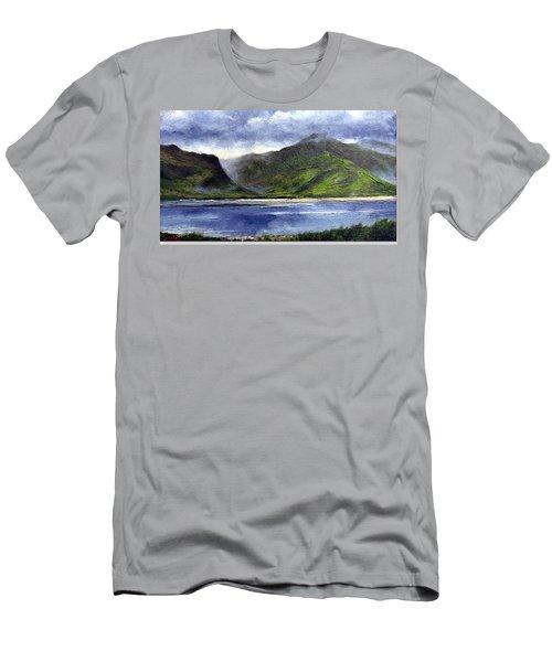 Loughros Bay Ireland Men's T-Shirt (Athletic Fit)