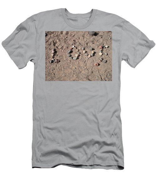 Love Rocks Men's T-Shirt (Athletic Fit)