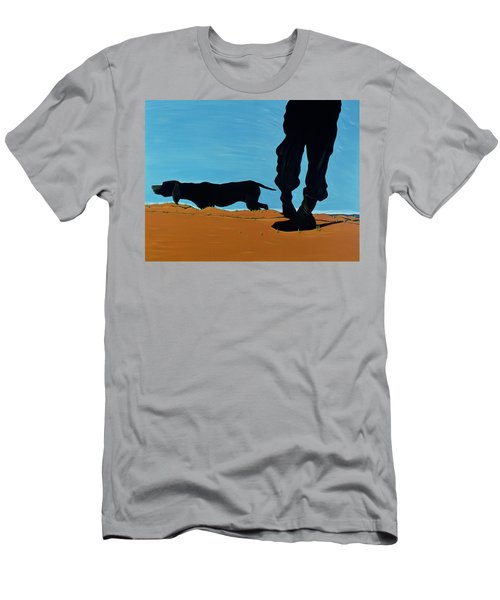 Low Tide In Chestertown, 1999 Men's T-Shirt (Athletic Fit)