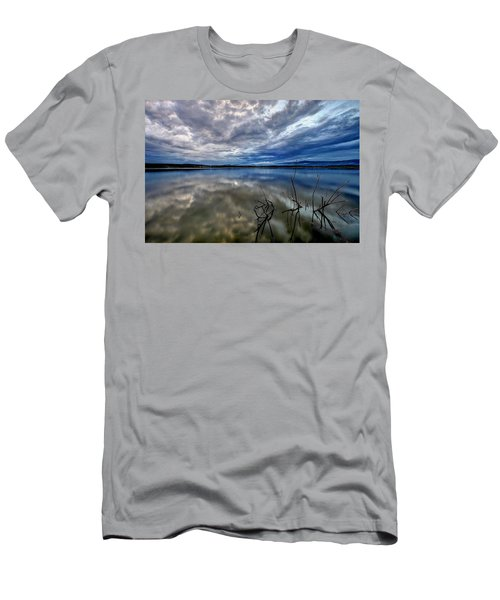 Magical Lake Men's T-Shirt (Athletic Fit)