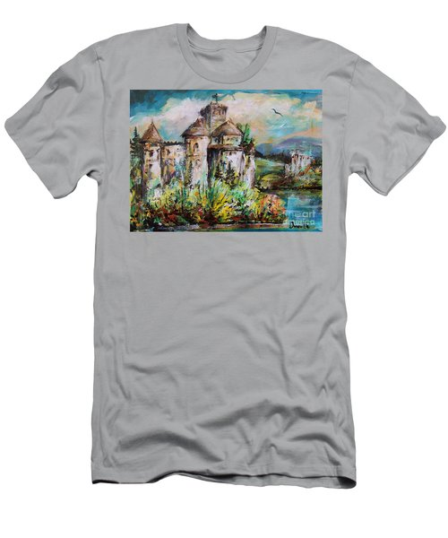 Magical Palace Men's T-Shirt (Athletic Fit)