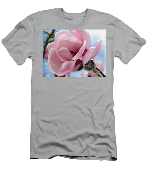 Magnolia In Spring Men's T-Shirt (Athletic Fit)