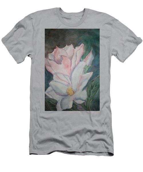 Magnolias Men's T-Shirt (Athletic Fit)