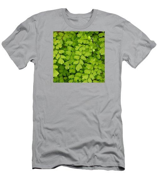 Maidenhair Fern Men's T-Shirt (Athletic Fit)