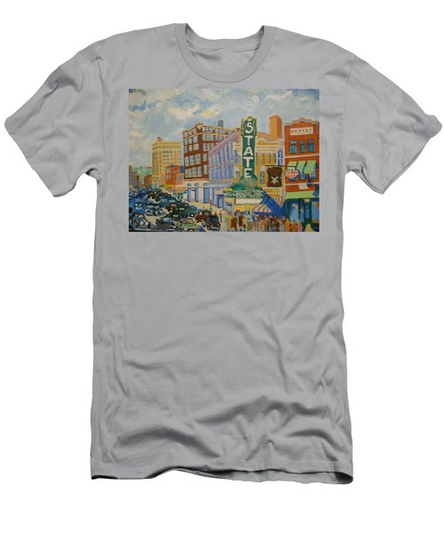 Main Street Men's T-Shirt (Athletic Fit)