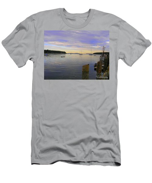 Majestic Sunrise Men's T-Shirt (Athletic Fit)