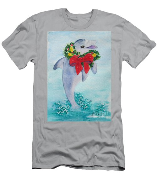 Make A Splash Men's T-Shirt (Athletic Fit)