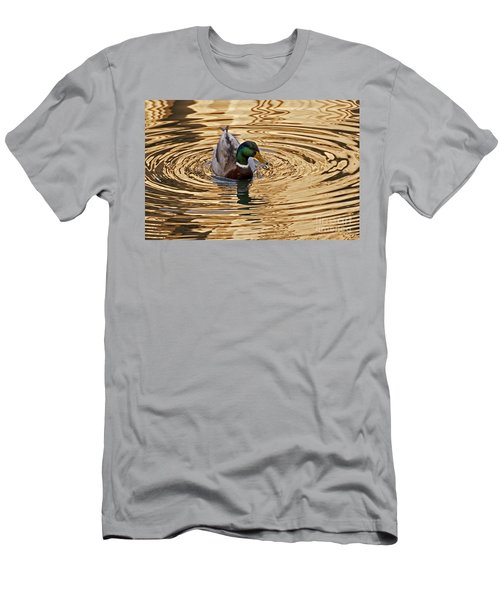 On Golden Pond Men's T-Shirt (Athletic Fit)