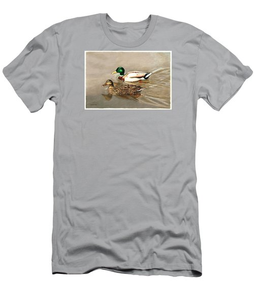 Mallards Men's T-Shirt (Athletic Fit)