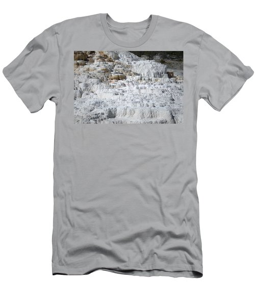 Mammoth Hotsprings 3 Men's T-Shirt (Athletic Fit)