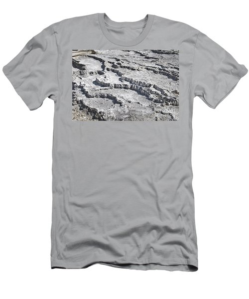 Mammoth Terraces Detail Men's T-Shirt (Athletic Fit)