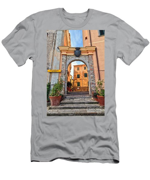Marciana - Ancient Gate Men's T-Shirt (Athletic Fit)