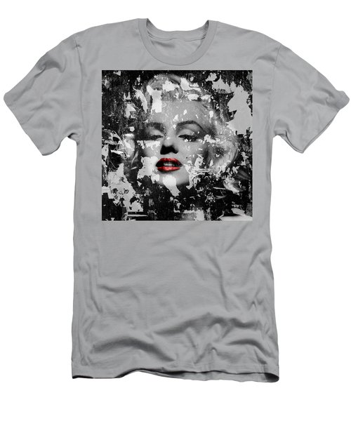 Marilyn Monroe 5 Men's T-Shirt (Athletic Fit)