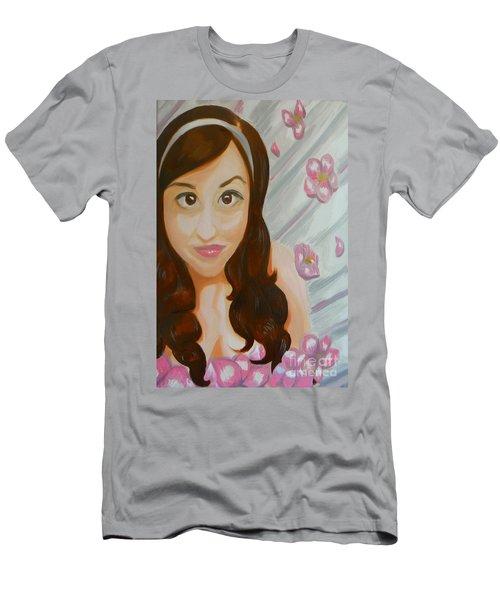 Marisela Men's T-Shirt (Slim Fit) by Marisela Mungia