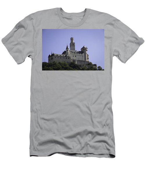 Marksburg Castle 18 Men's T-Shirt (Athletic Fit)