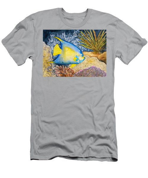 Martinique Angel Men's T-Shirt (Athletic Fit)