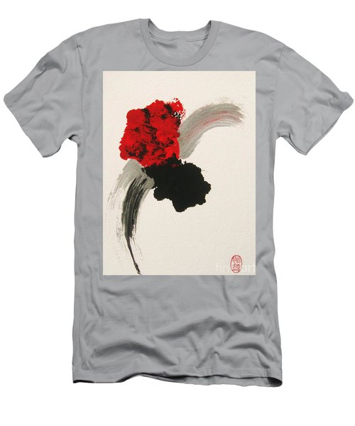 Maruhanabachi Men's T-Shirt (Slim Fit) by Roberto Prusso