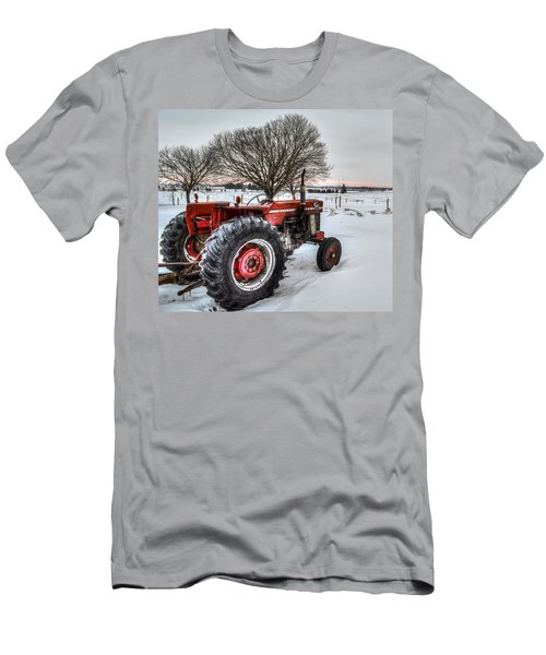 Massey Ferguson 165 Men's T-Shirt (Athletic Fit)