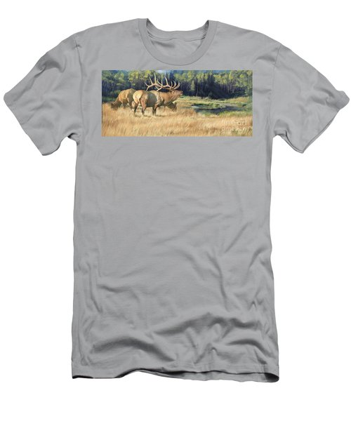 Meadow Music Men's T-Shirt (Athletic Fit)