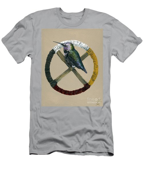 Medicine Wheel Men's T-Shirt (Athletic Fit)