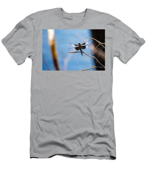 Merrill Creek Dragonfly Men's T-Shirt (Athletic Fit)