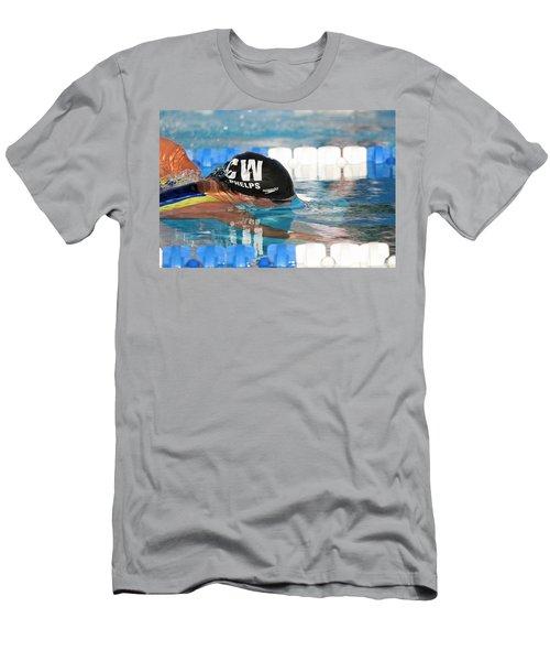 Michael Phelps  Men's T-Shirt (Athletic Fit)
