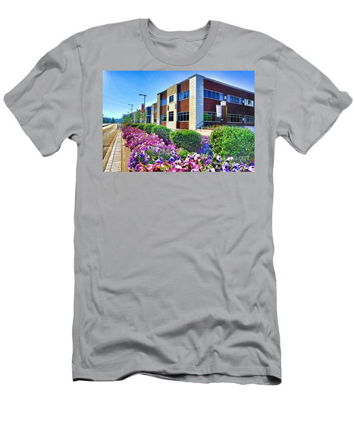 Geis Midtown Tech Park - Cleveland Ohio Men's T-Shirt (Athletic Fit)
