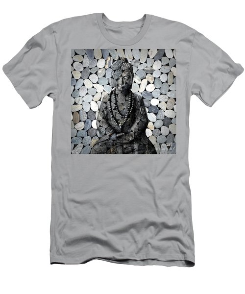 Mineral Buddha Men's T-Shirt (Athletic Fit)