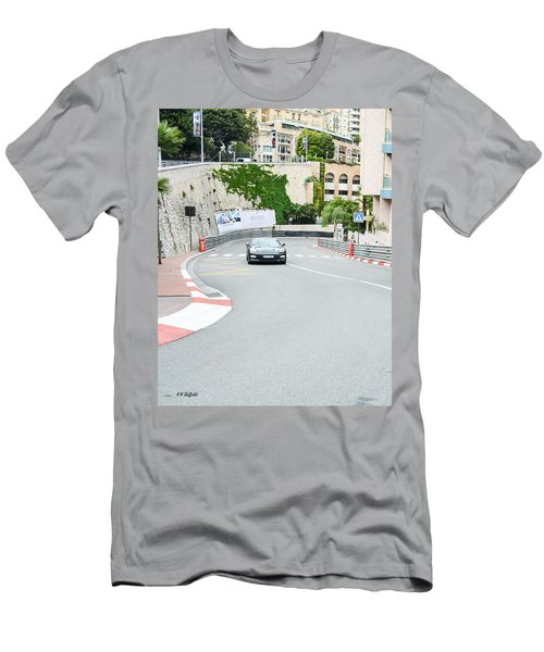 Mirabeau Bas Corner At Monaco Men's T-Shirt (Athletic Fit)
