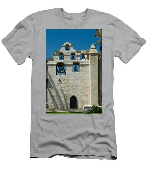 Mission San Gabriel Arcangel Men's T-Shirt (Athletic Fit)