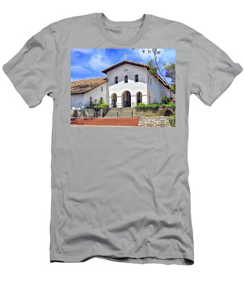 Mission San Luis Obispo De Tolosa Men's T-Shirt (Athletic Fit)