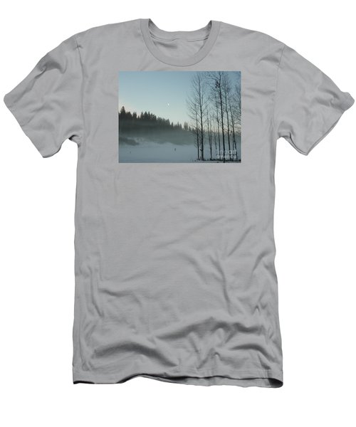 Misty Meadow Men's T-Shirt (Athletic Fit)