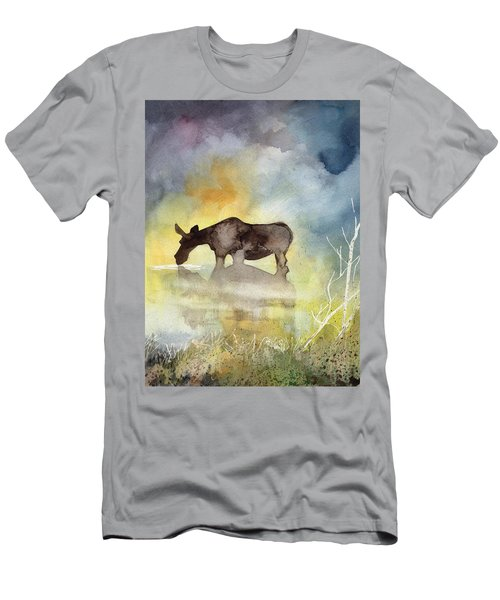 Misty Moose Minerva Men's T-Shirt (Athletic Fit)