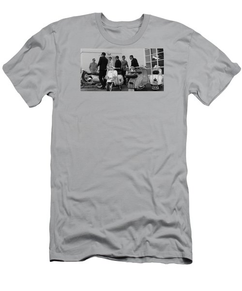 Mods And Suits Men's T-Shirt (Athletic Fit)