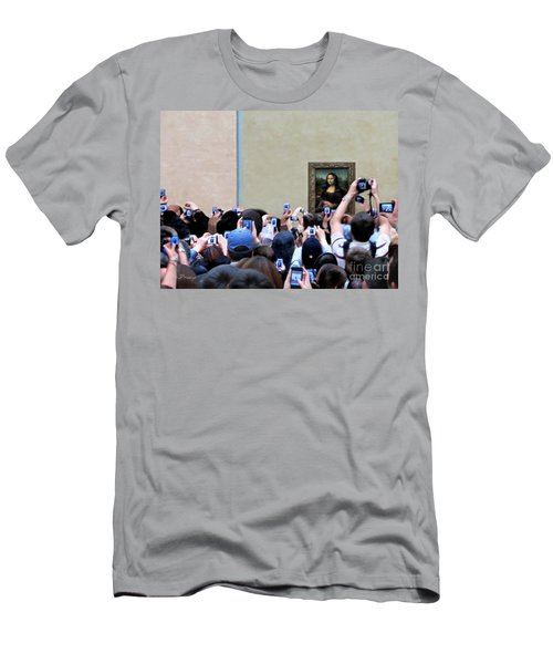 Mona Mobbed Men's T-Shirt (Slim Fit) by Jennie Breeze