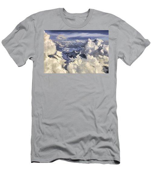 Mont Blanc Men's T-Shirt (Athletic Fit)