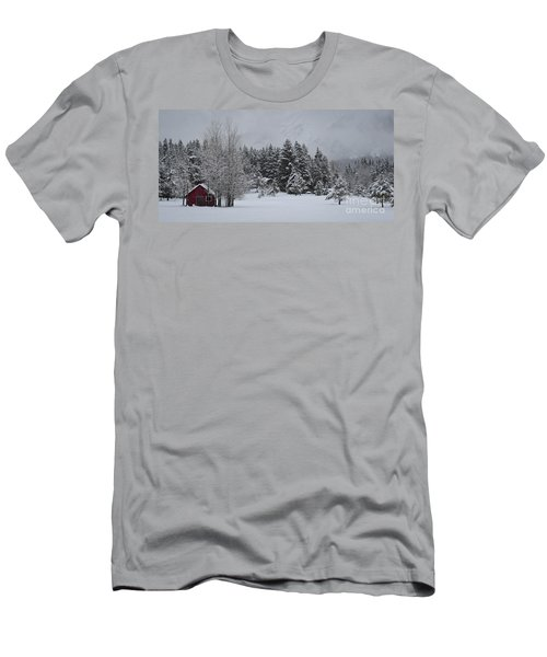 Montana Morning Men's T-Shirt (Slim Fit)