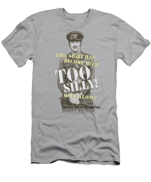 Monty Python - Too Silly Men's T-Shirt (Slim Fit) by Brand A