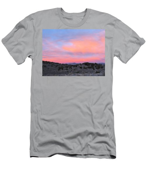 Morning Paints Men's T-Shirt (Athletic Fit)