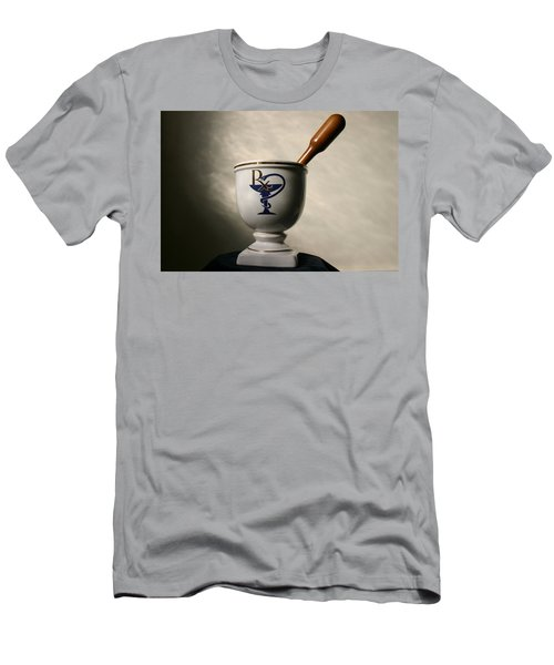 Mortar And Pestle Two Men's T-Shirt (Athletic Fit)