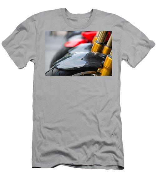Motorbikes Men's T-Shirt (Athletic Fit)