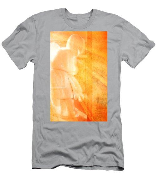 Mouse Number 7 Men's T-Shirt (Athletic Fit)