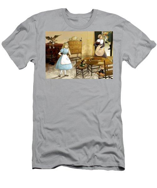 Mrs. Gage's Kitchen Men's T-Shirt (Slim Fit) by Reynold Jay