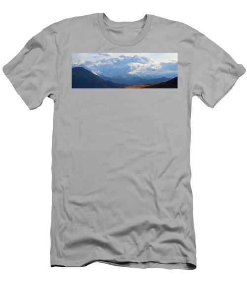 Mt. Denali Men's T-Shirt (Athletic Fit)