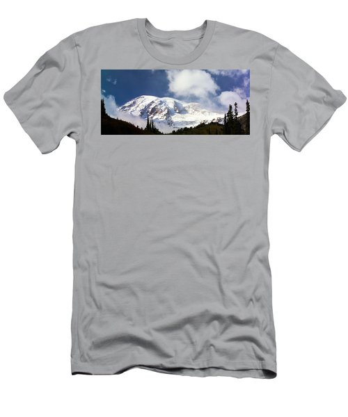 Mt Rainier II Men's T-Shirt (Athletic Fit)