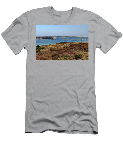 Mudeford Harbour Men's T-Shirt (Athletic Fit)